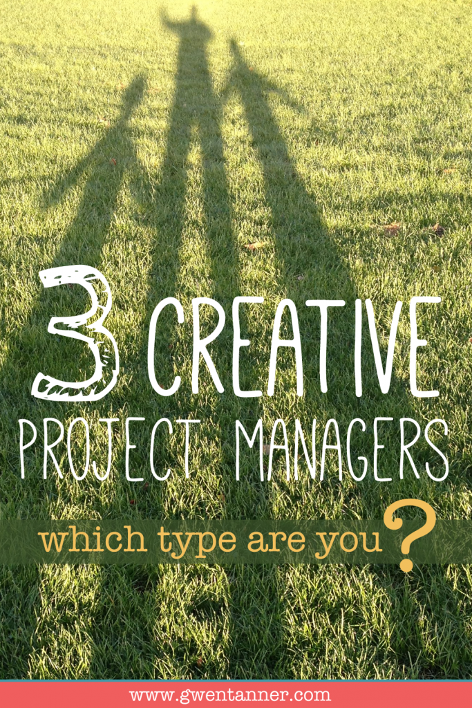 3 Types of Creative Project Managers